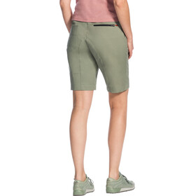 VAUDE Cyclist II Cycling Shorts Women green